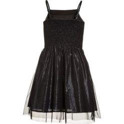 Sukienki dziewczęce: Abercrombie & Fitch BARE SHINE SKATER Sukienka koktajlowa black