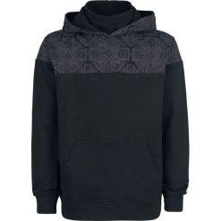 Black Premium by EMP Bodies Bluza z kapturem czarny. Czarne bluzy męskie rozpinane Black Premium by EMP, xxl, z nadrukiem, z kapturem. Za 129,90 zł.