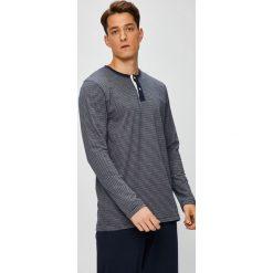 Tom Tailor Denim - Piżama. Szare piżamy męskie TOM TAILOR DENIM, l, z bawełny. W wyprzedaży za 179,90 zł.
