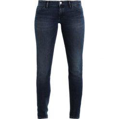 Marc O'Polo DENIM SIV Jeans Skinny Fit darkblue. Niebieskie jeansy damskie Marc O'Polo DENIM. W wyprzedaży za 386,10 zł.