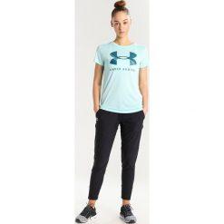 Under Armour TECH GRAPHIC TWIST Tshirt z nadrukiem tropical tide. Niebieskie t-shirty damskie Under Armour, xl, z nadrukiem, z poliesteru. Za 129,00 zł.