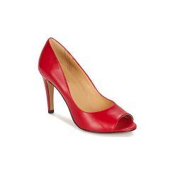 Czółenka Betty London  EMANA. Czerwone czółenka marki Betty London. Za 369,00 zł.