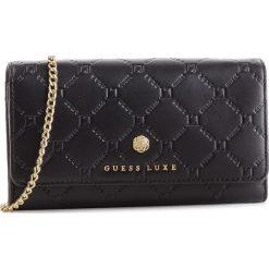 Torebka GUESS - SWGROL L9164 BML. Czarne torebki klasyczne damskie Guess, z aplikacjami, ze skóry ekologicznej. Za 559,00 zł.