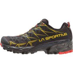 La Sportiva AKYRA Obuwie do biegania Szlak black. Czarne buty do biegania męskie La Sportiva, z gumy. Za 649,00 zł.