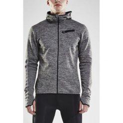 Bluzy męskie: Craft Bluza męska Eaze Jersey Hood Grey r. XL (1906032 - 998000)