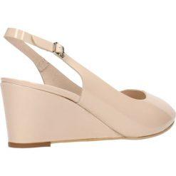 Sandały AURELIA. Białe sandały damskie marki Coqui, na wysokim obcasie. Za 199,90 zł.