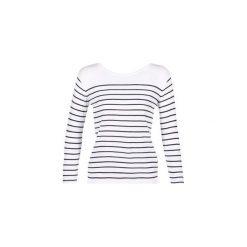 Swetry Moony Mood  GERISOLO. Białe swetry klasyczne damskie Moony Mood, l. Za 103,20 zł.