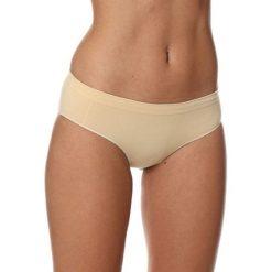 Figi: Brubeck Figi damskie Hipster Comfort Cotton beżowe r. S (HI00043A)