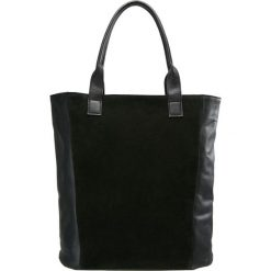 Pieces PCTALINA SHOPPER Torba na zakupy black. Czarne shopper bag damskie Pieces. Za 499,00 zł.