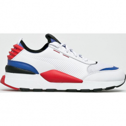 Puma - Buty Rs-0 Sound. Szare buty skate męskie Puma, z gumy, na sznurówki. W wyprzedaży za 379,90 zł.