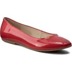 Baleriny damskie lakierowane: Baleriny BALDACCINI – 786500-2 Czerwony Lakier