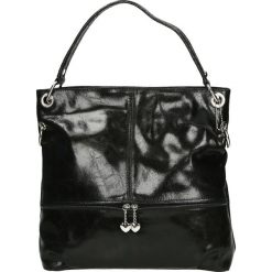 Torba - 3-3240-O E NE. Czarne torebki klasyczne damskie marki Venezia, ze skóry. Za 229,00 zł.