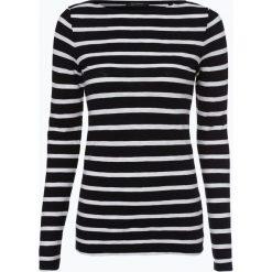 Marc O'Polo - Damska koszulka z długim rękawem, czarny. Czarne t-shirty damskie Marc O'Polo, l, z materiału, polo. Za 99,95 zł.