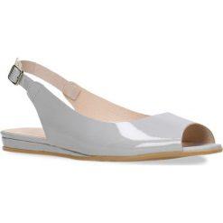 Sandały ROSITA. Białe sandały damskie marki Coqui, na wysokim obcasie. Za 179,90 zł.