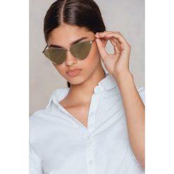 Le Specs Okulary przeciwsłoneczne Luxe Nero - Silver. Szare okulary przeciwsłoneczne damskie aviatory Le Specs. W wyprzedaży za 145,79 zł.