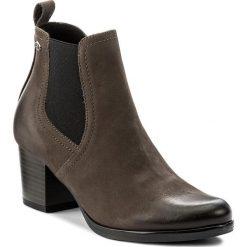 Botki LASOCKI - 1690-02 Popielaty. Szare buty zimowe damskie Lasocki, z materiału. Za 229,99 zł.