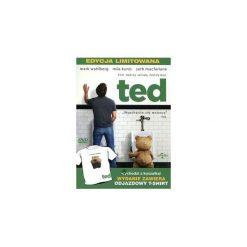 T-shirty męskie: Ted (edycja limitowana) [DVD]+[T-SHIRT]