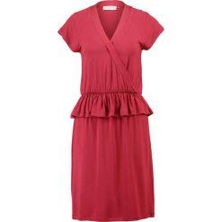 Sukienki hiszpanki: Rosemunde Sukienka z dżerseju maroon
