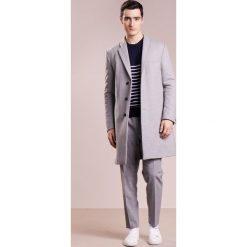 Swetry klasyczne męskie: 120% Cashmere Sweter blu/panna