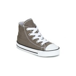 Buty Dziecko Converse  Chuck Taylor All Star Hi CORE. Szare trampki chłopięce Converse, retro. Za 159,20 zł.