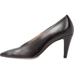 Högl Czółenka black. Czarne buty ślubne damskie HÖGL, z materiału. Za 649,00 zł.