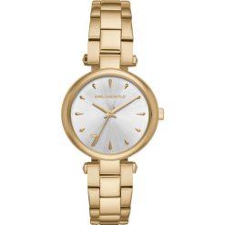Zegarek KARL LAGERFELD - Aurelie KL5004 Gold/Gold. Żółte zegarki męskie KARL LAGERFELD. W wyprzedaży za 629,00 zł.