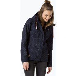 Odzież damska: Ragwear - Kurtka damska – Lynx Dots, niebieski