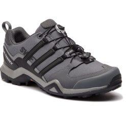 Buty adidas - Terrex Swift R2 CM7487 Grethr/Cblack/Grefiv. Szare buty trekkingowe męskie Adidas, z materiału, outdoorowe, adidas terrex. W wyprzedaży za 369,00 zł.