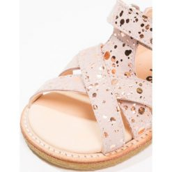 ANGULUS Sandały rose/copper. Czerwone sandały chłopięce ANGULUS, z materiału. Za 449,00 zł.