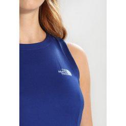 The North Face HIKESTELLER  Top sodalite blue. Różowe topy sportowe damskie marki The North Face, m, z nadrukiem, z bawełny. Za 149,00 zł.