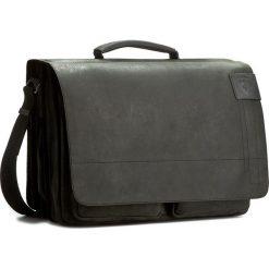 Torba na laptopa STRELLSON - Richmond 4010001260 Black 900. Czarne torby na laptopa Strellson, z nubiku. W wyprzedaży za 959,00 zł.