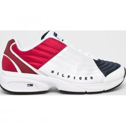 Tommy Jeans - Buty. Szare buty skate męskie marki Tommy Jeans, z gumy. Za 549,90 zł.