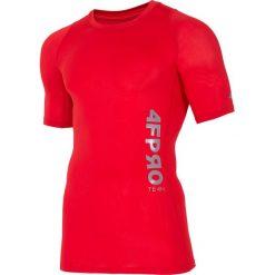 Odzież termoaktywna męska: Koszulka baselayer 4FPro TSMF401 - czerwony allover