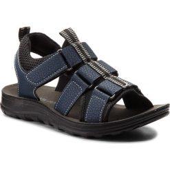 Sandały chłopięce: Sandały ACTION BOY – CS17020-1 Granatowy