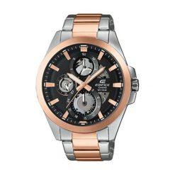 """Zegarki męskie: Zegarek """"ESK-300SG-1AVUEF"""" w kolorze srebrno-różowozłotym"""