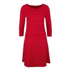 S.Oliver Sukienka Damska 34 Czerwony. Czerwone sukienki na komunię S.Oliver, na co dzień, s. W wyprzedaży za 169,00 zł.