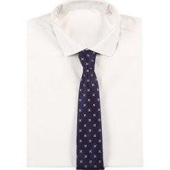 Krawaty męskie: Eton Krawat blau/rosa