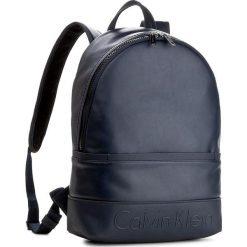 Plecak CALVIN KLEIN BLACK LABEL - Bennet Backpack K50K503297 411. Czarne plecaki męskie marki Calvin Klein Black Label. W wyprzedaży za 419,00 zł.