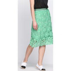 Zielona Spódnica I See Everything. Zielone spódniczki Born2be, na lato, m, midi. Za 79,99 zł.