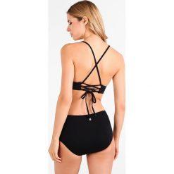 Seafolly QUILTED TRI Góra od bikini black. Niebieskie bikini marki Seafolly. Za 399,00 zł.