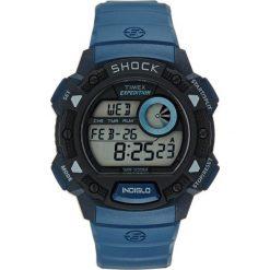 Timex EXPEDITION BASE SHOCK Zegarek blue. Brązowe zegarki męskie Timex. Za 299,00 zł.