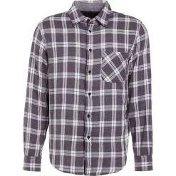 Rag & bone BEACH  Koszula charcoal/ivy. Szare koszule męskie na spinki rag & bone, m, z bawełny. W wyprzedaży za 343,60 zł.