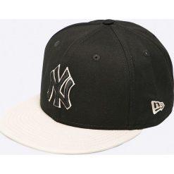 New Era - Czapka Contrast. Czarne czapki z daszkiem męskie New Era. W wyprzedaży za 99,90 zł.