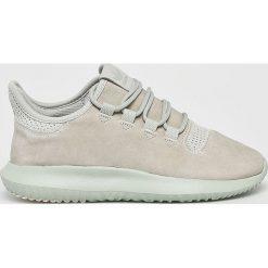 Adidas Originals - Buty Tubular Shadow. Szare buty sportowe damskie adidas Originals, z materiału. W wyprzedaży za 359,90 zł.