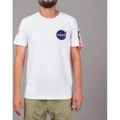 NASA HEAVY T-SHIRT WHITE. Białe t-shirty męskie marki Carhartt, s. Za 153,99 zł.