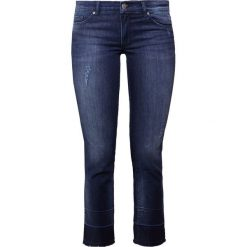 BOSS CASUAL NASHVILLE Jeansy Slim Fit bright blue. Niebieskie jeansy damskie relaxed fit BOSS Casual. Za 629,00 zł.
