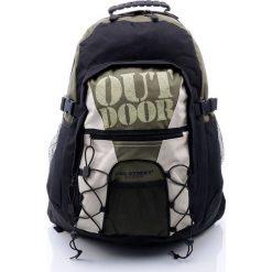 Plecak sportowo-trekkingowy Bag Street OUT DOOR. Czarne plecaki męskie marki Bag Street. Za 69,90 zł.