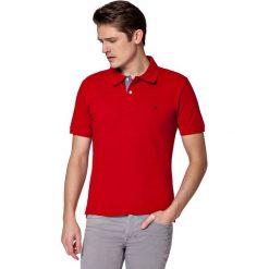 Koszulka Czerwona Polo Jack. Czerwone koszulki polo marki LANCERTO, m, z bawełny, z krótkim rękawem. W wyprzedaży za 69,90 zł.
