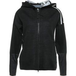 Adidas Performance ZNE PARLEY Bluza rozpinana black. Czarne bluzy sportowe damskie adidas Performance, xl, z materiału. Za 649,00 zł.