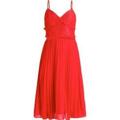 Sukienki hiszpanki: True Decadence Sukienka letnia red